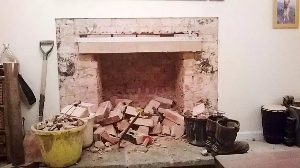 Reinstating-Removing-Old-Fireplaces-Rebuilding