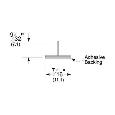 Pemko S771_ Adhesive-Backed Fire/Smoke Gasketing