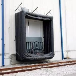 Serco DockShelters RailShelter