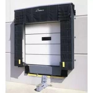 Serco DockShelters S2200 UltraShelter clean