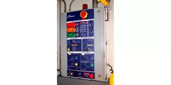 Master control panels