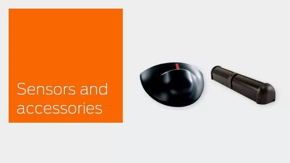 Sensors and Accessories