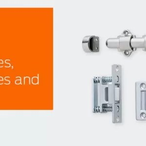 Latches, Catches & Bolts