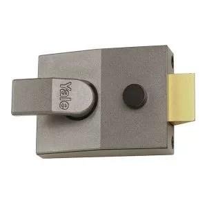 Auxiliary Rim Locks
