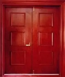 Acoustic Wood Sound Proof Doors