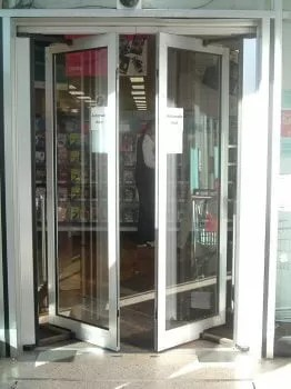 Automatic Balanced Doors