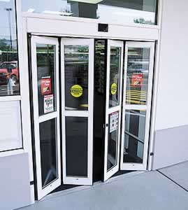 Choosing Automatic Doors for Storefront