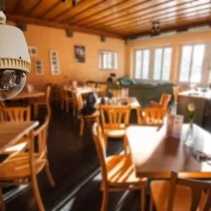 Restaurant Camera