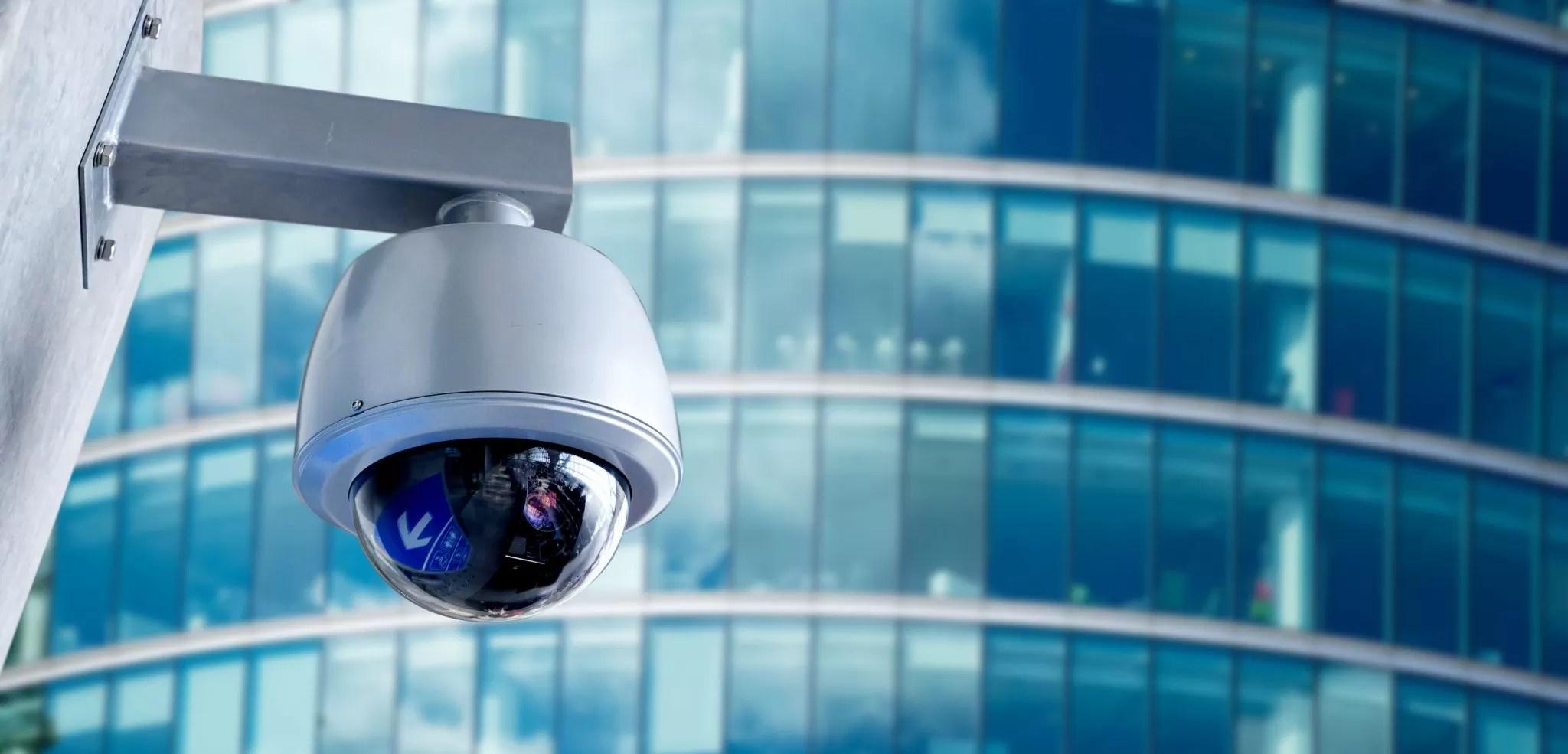 BBG security camera Collingwood