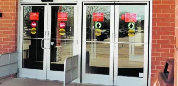 Ditec FA8 (Fully Automatic Door Operators)