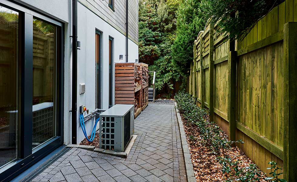 heat-pump-on-potton-self-build-exterior