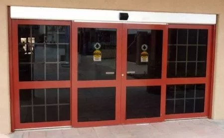 Automatic Sliding Doors & Entrances