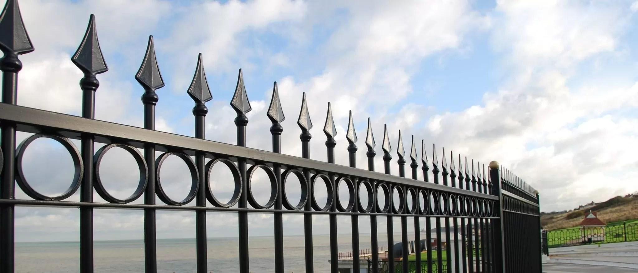 Gates & Grilles Fence