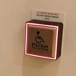 Automatic Washroom Doors Operator