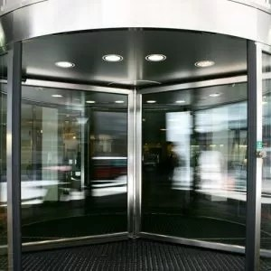 Do I Need Automatic Revolving Doors?