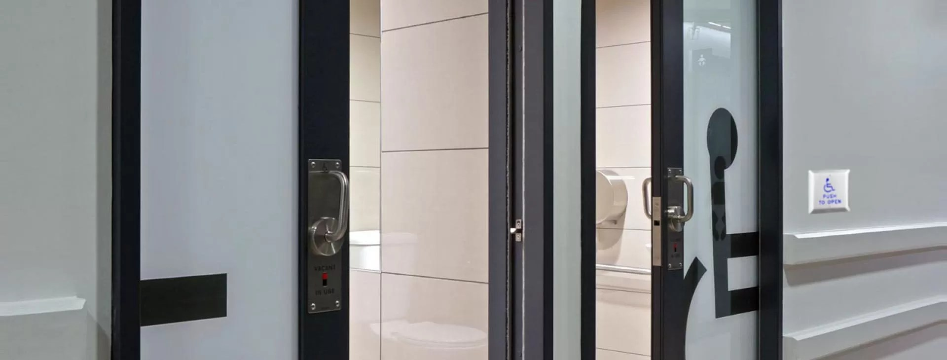 Automatic Handicap Washroom Doors Operator Toronto Best