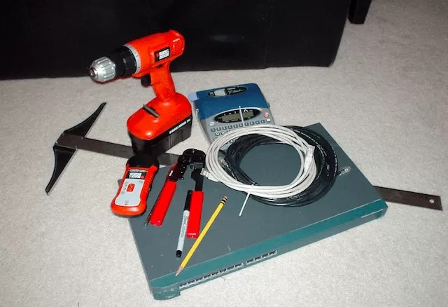 Required Tools and Materials (and Costs)