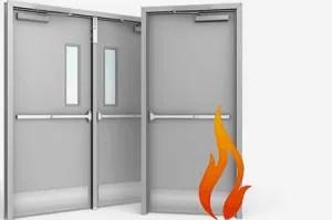 Steel Metal Doors