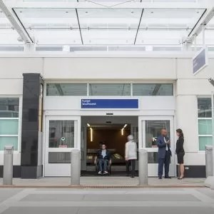 Three Reasons to Spec Automatic Doors
