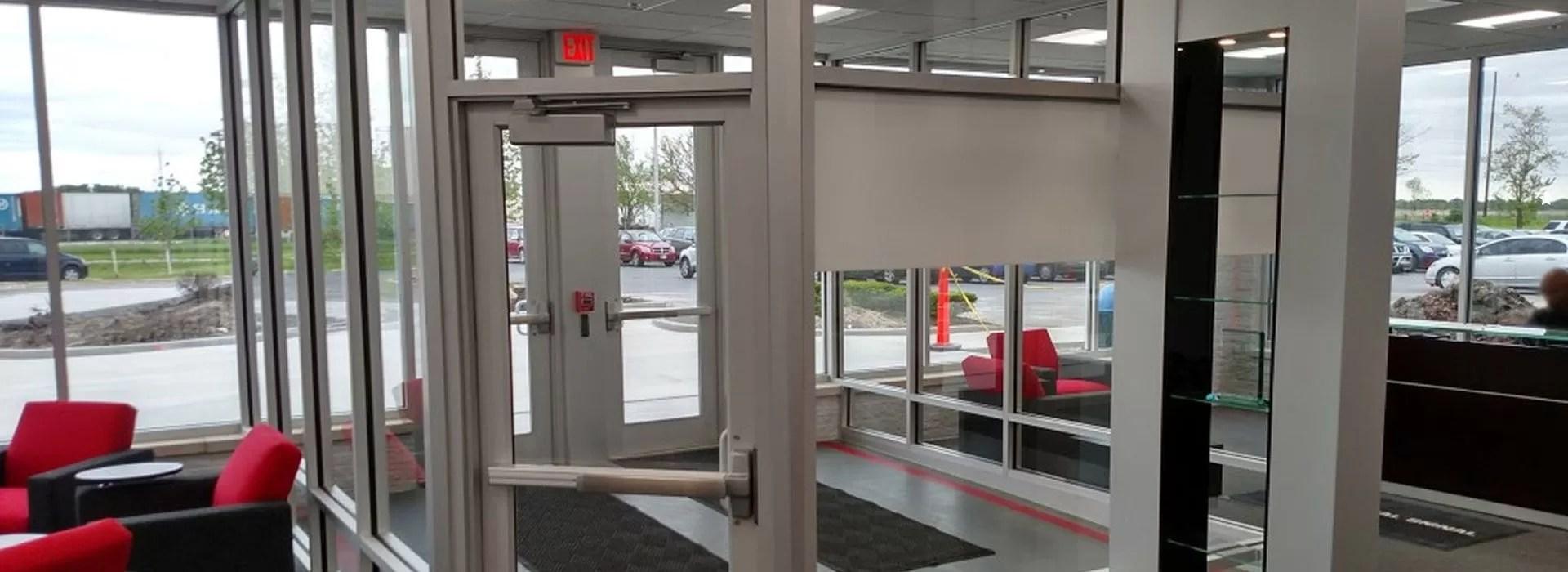 How To Choose An Automatic Door Installer