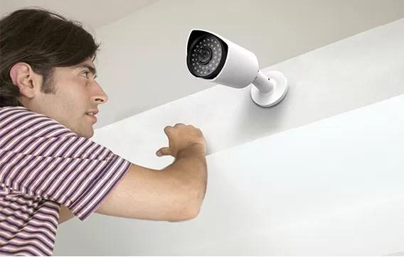 spots for install camera