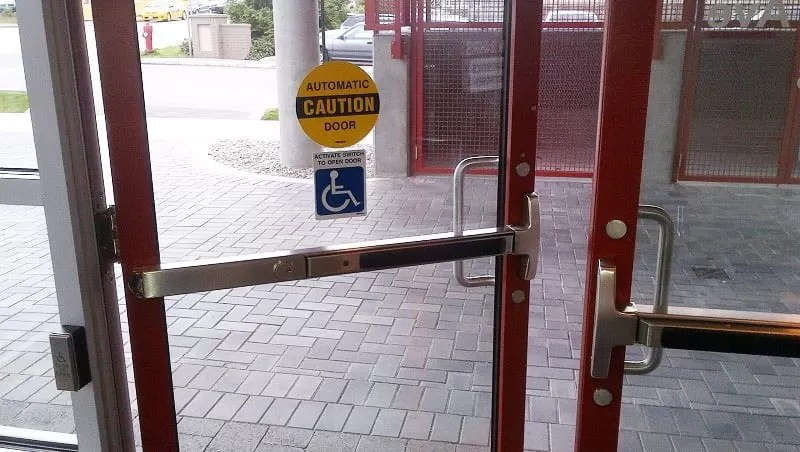 Handicap Accessible Doors
