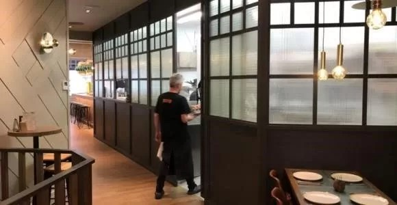 Automatic Doors for Hotel and Home Interiors