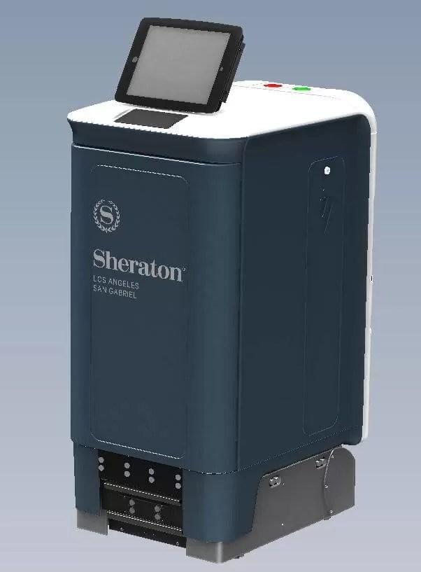 sheraton robot