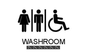 AUTOMATIC HANDICAP WASHROOM