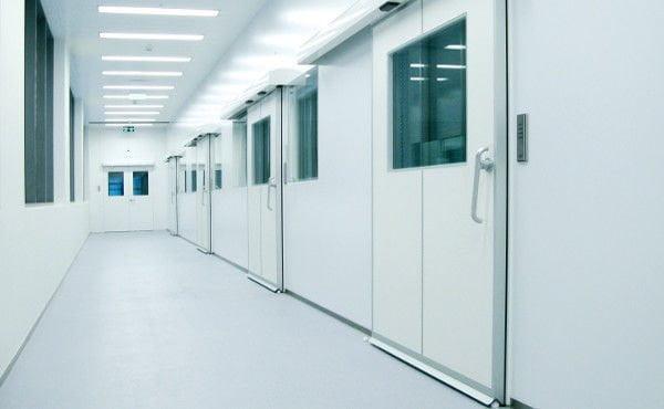 Automatic Doors Hygiene