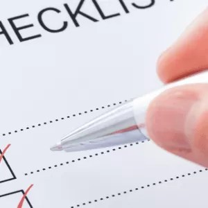 Building Security Checklist