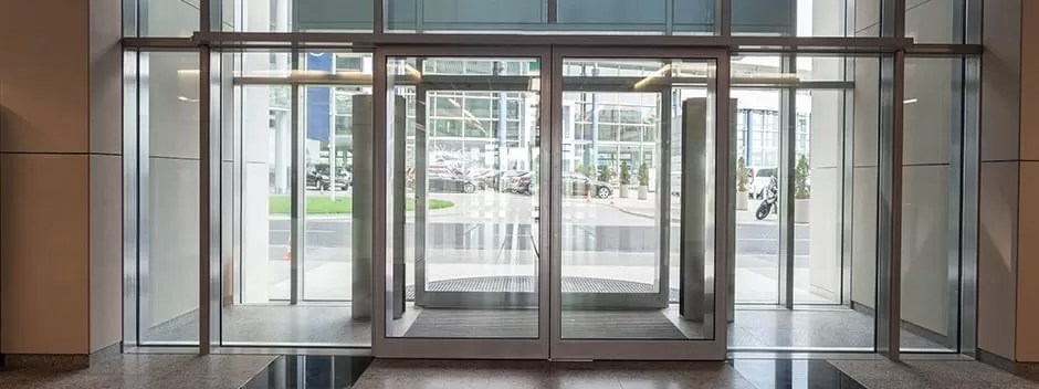 How to Pick Automatic Doors for your building