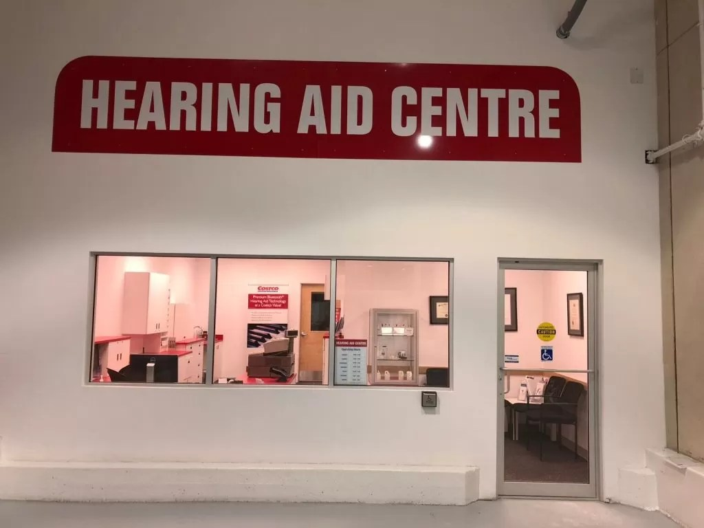 Costco Hearing Aid Centre