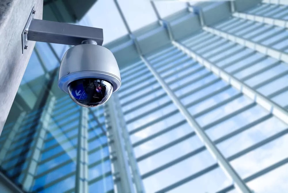 commercial security CCTV video surveillance system