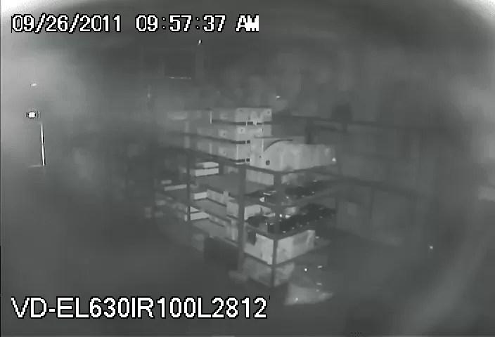 Fog on the lenses