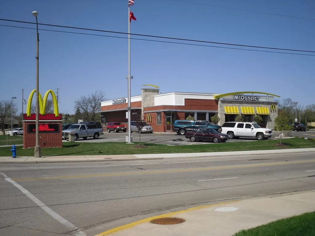 McDonalds Burlington