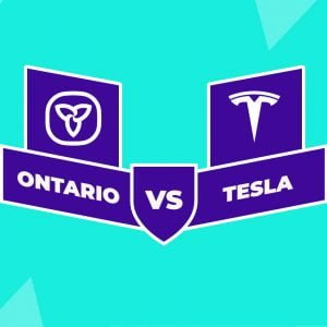 Ontario Pulls the Plug on EV Rebates, Tesla Sues