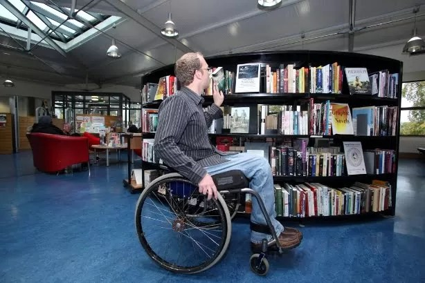 Make Buildings And Spaces Accessible