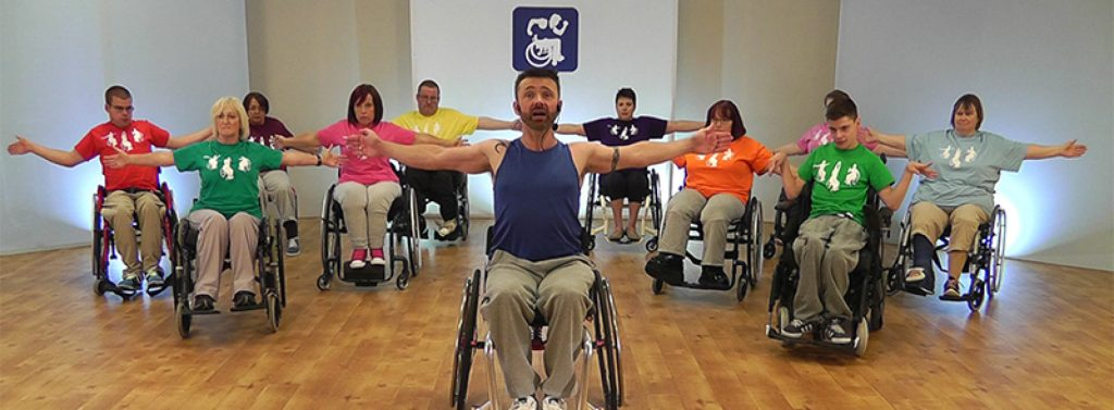 Gym Members with Disabilities