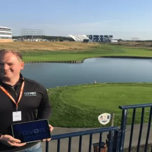 Raven set to keep Ryder Cup on par