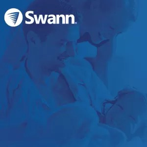 Put the heat on crime with Swann's True Detect™ Thermal-Sensing CCTV system