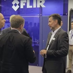 Flir at Security Essen - Security News Desk