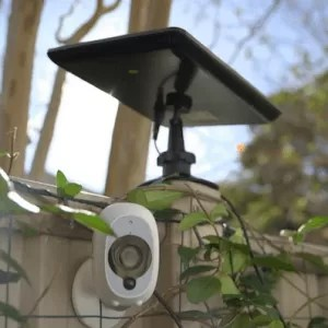 Solar Powered Security Cameras 101