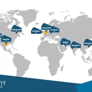 Eagle Eye Networks expand global infrastructure and localises services delivery