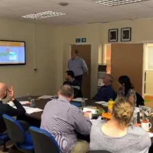 Business Insight 3 host CCTV and Electronic Security Workshop for police officers