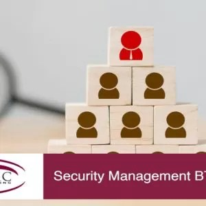 PerpetuityARC Training launches Security Management BTEC Level 4 eLearning course