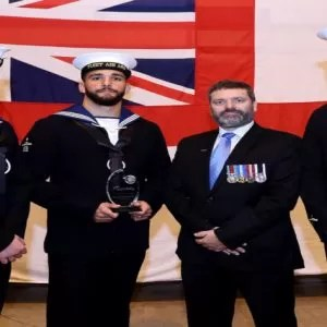 Survitec Proudly Sponsors Prestigious Naval Proficiency Award