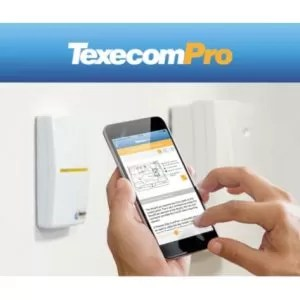 Texecom launches new app - TexecomPro