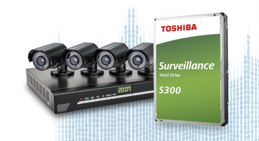 Ensuring video surveillance data is safely stored