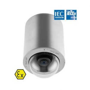 Oncam introduces explosive environment camera range for hazardous areas